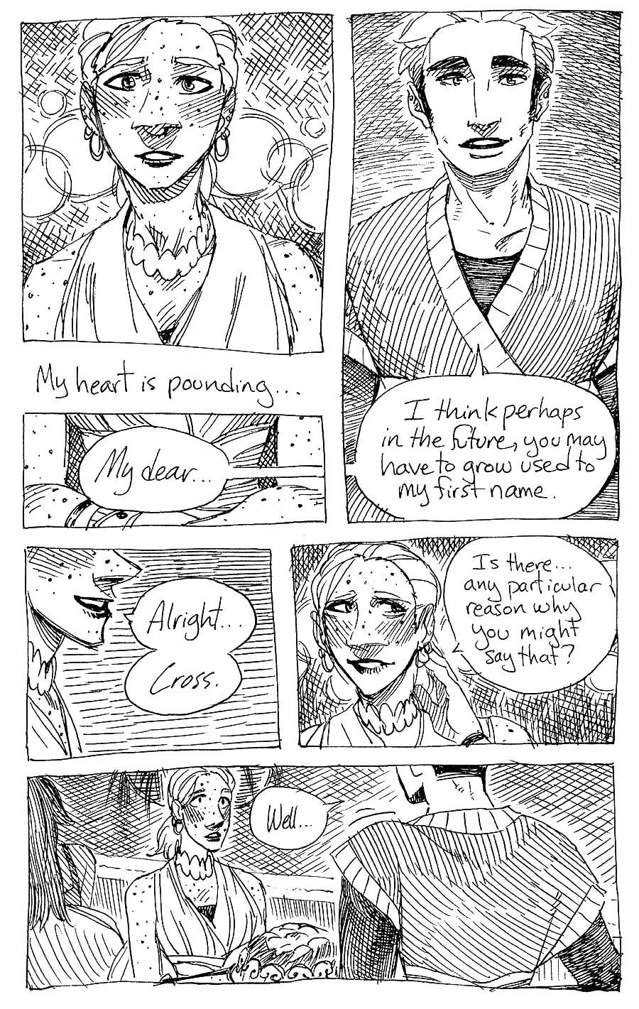 as shoujo manga as this gets.